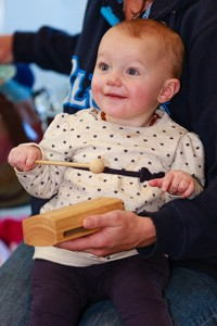 Little Munchkin's Music Classes for Babies and Toddlers