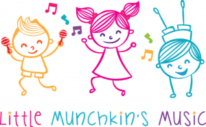 Little Munchkins Music Logo
